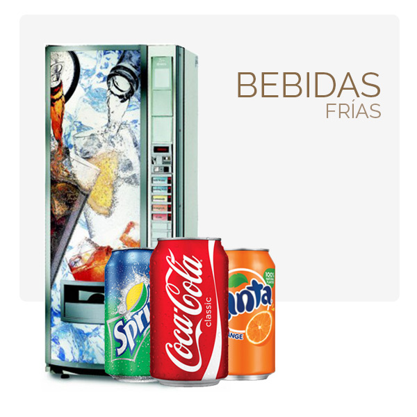 vending bebidas frias maquinas expendedoras rosario